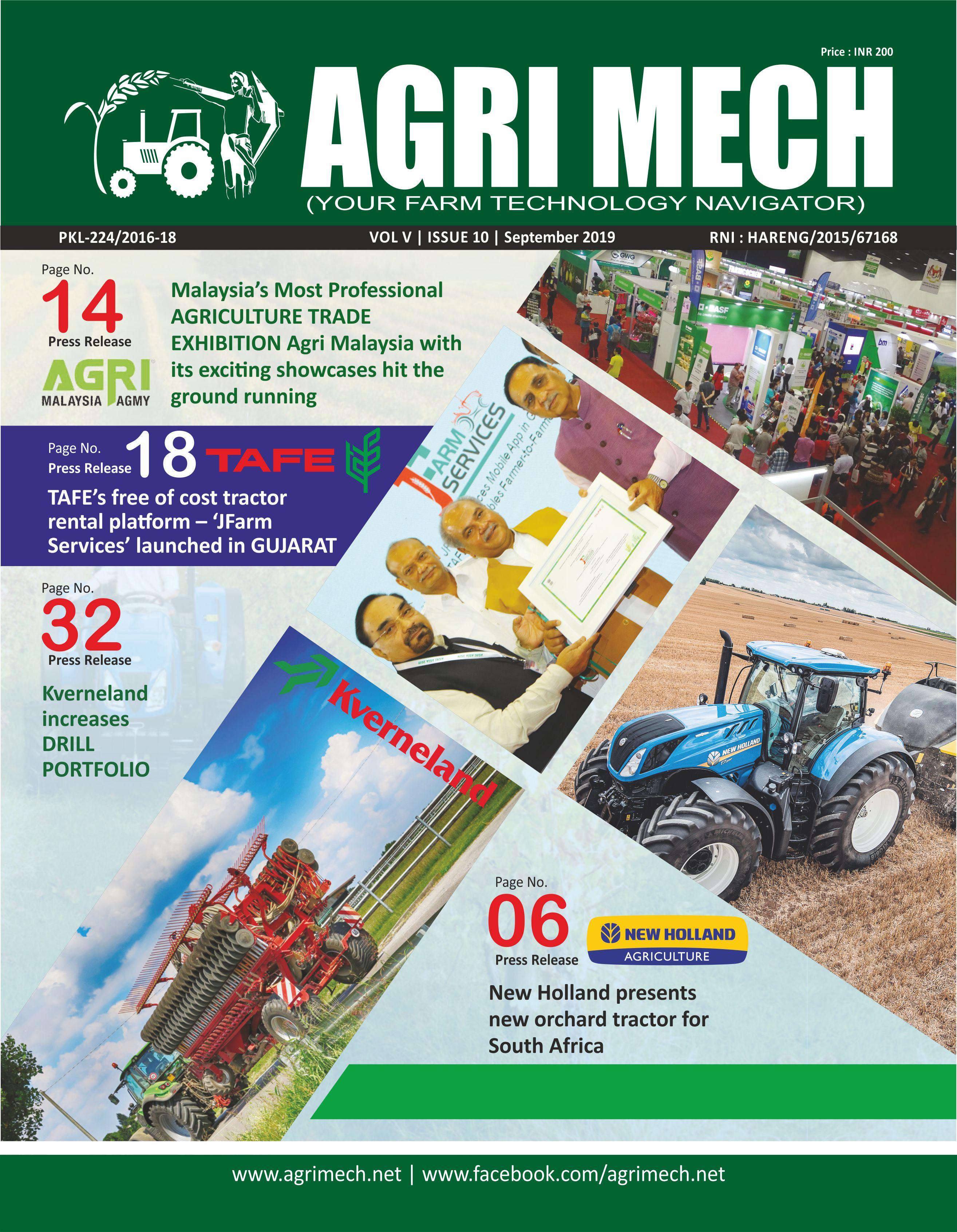 Agri Mech 2019