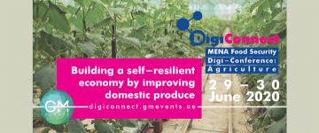 MENA Food Security Digi-Conference: Agriculture